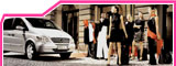 hotel pick up service from Rome, Naples, Sorrento, Positano, Amalfi, Praiano and Ravello.