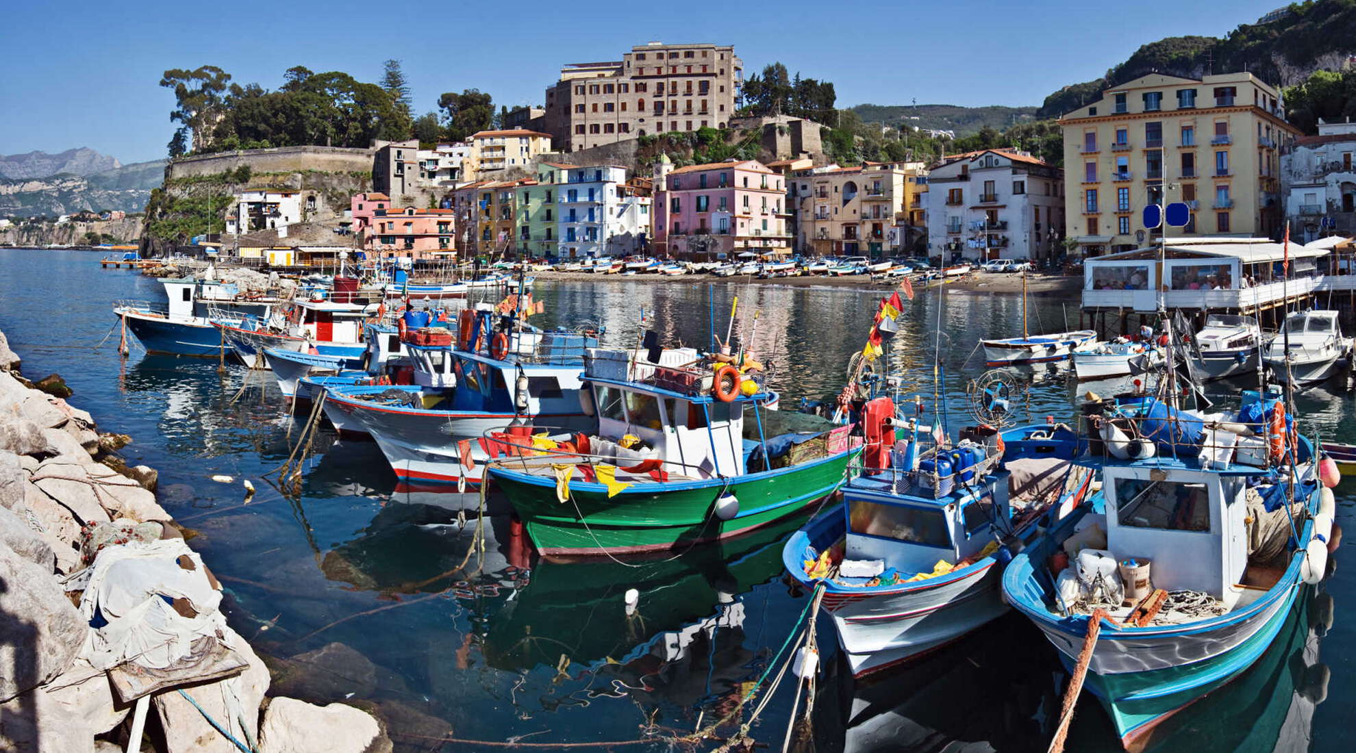 Sorrento Amalfi Coast Tour tour 2